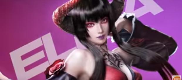 """Eliza arrives with character episode, free content drop in July 28 DLC for """"Tekken 7."""" Bandai Namco/YouTube"""