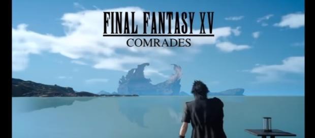 Final Fantasy XV Comrades - YouTube/HupCapNinja Channel