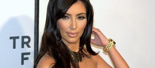 Kim Kardashian's surrogate is three-months pregnant [Image: commons.wikimedia.org]