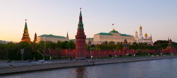 Kremlin by Alexandergusev via Wikimedia Commons