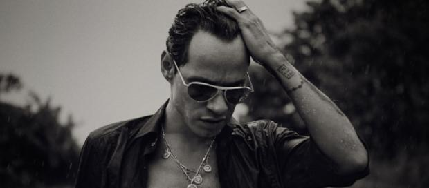 Marc Anthony de luto por su madre.