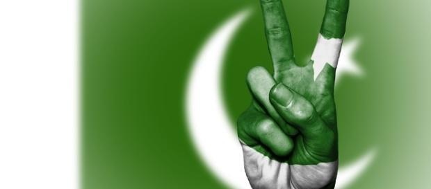 Pakistan and its face of peace. https://pixabay.com/en/pakistan-peace-hand-nation-2132705/