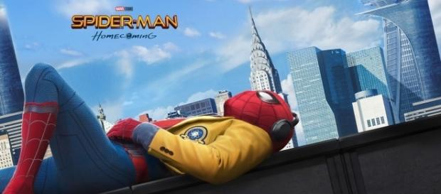 Spider-Man: Homecoming- vía Sony Pictures