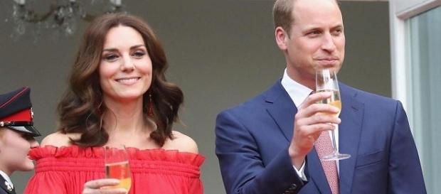 The Duke and Duchess of Cambridge Prince William and Kate Middleton / Photo via Kensington Royal , Instagram