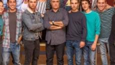 Acabó el rodaje de la última temporada de Merlí, que se verá más temprano en TV3