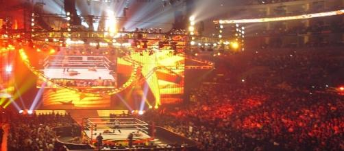 2009 SummerSlam/ photo by 3bulletproof16 via Commons Wikimedia