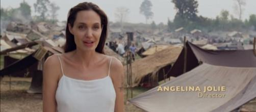 Angelina Jolie directed 'First They Killed my Father' for Netflix. ~ YouTube/Netflix