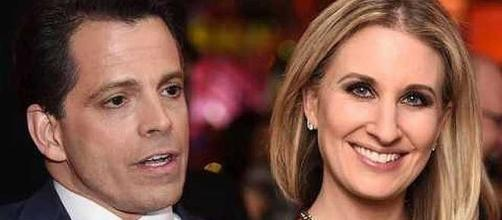 Anthony Scaramucci's wife of three years files for divorce [Image: YouTube screenshot]