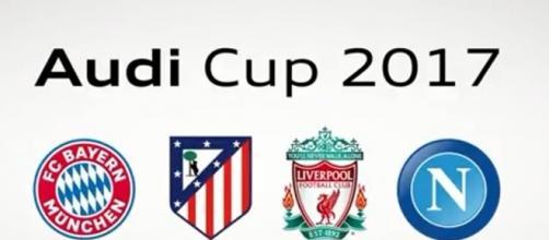 Audi Cup 2017 Napoli-Bayern Monaco mercoledì 2 agosto