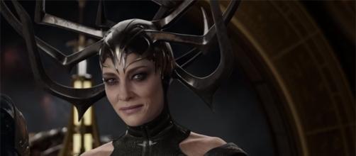 Cate Blanchett's Hela might be Thor's biggest opponent yet. (YouTube/Marvel Entertainment)