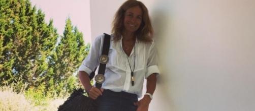 Cristina Parodi: rientro dalle vacanze per la conduttrice di Domenica In?