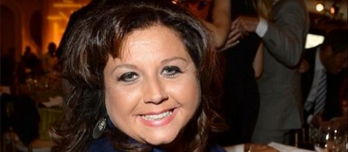 Dance Moms former mentor Abby Lee Miller reportedly faces tough times in jail. Photo via TMZLive/YouTube