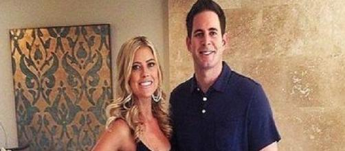 'Flip or Flop' co-hosts Tarek and Christina El Moussa / Photo via The Head if 1977 , Wikimedia Commons