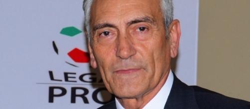 Gabriele Gravina, a rischio il format di 60 squadre - foto abr24.it