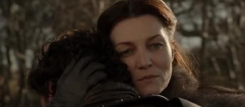 'Game of Thrones': Robb and Catelyn. Screencap: ExploreWesteros via YouTube