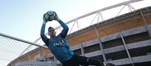 Gatito voltará ao gol do alvinegro