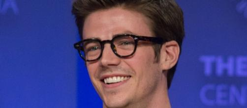 Grant Gustin/ photo by Dominick D via Flickr