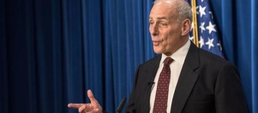 John F. Kelly has been appointed as the new White House chief of staff. (Wikimedia/U.S. Department of Homeland Security)