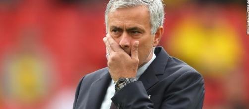 José Mourinho. Crédit photo : cnn.com