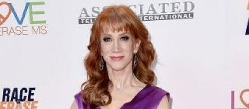 Kathy Griffin has been cleared from federal investigation [Image: YouTube screenshot]