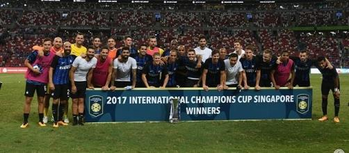 L'Inter vince l'International Championship Cup
