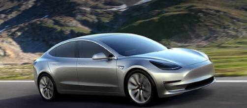 Nuova Model 3 della casa automoblistica Tesla