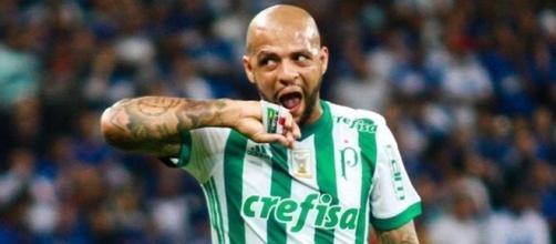 O jogador foi muito polêmico em fases iniciais da Libertadores