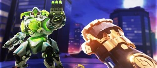 'Overwatch': Orisa was originally intended to be Doomfist's counterpoint hero(Image - Fantastical Gamer/YouTube)