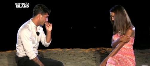 Temptation Island 2017: Valeria Bigella e Alessio Bruno.