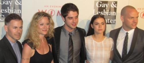 "Wikimedia Commons ""The Fosters"" Cast"
