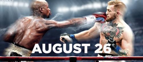 "Yahoo Sports on Twitter: ""Floyd Mayweather vs. Conor McGregor is ... - twitter.com"