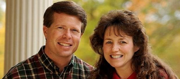 '19 Kids and Counting' couple Jim Bob and Michelle Duggar / Photo via Jim Bob Duggar , Wikimedia Commons