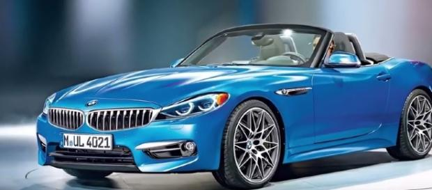 BMW has just released an official teaser photo for the new Z4 (via House Bear - YouTube)