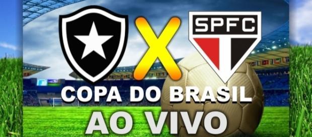 Botafogo e São Paulo jogam hoje, às 16 horas, no Engenhão