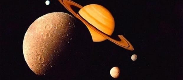 Cassini has found building blocks of life on Titan [Image: Pixabay]