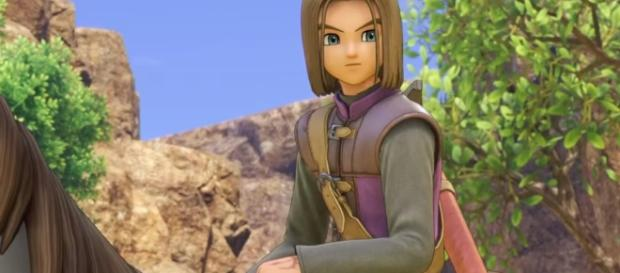 Dragon Quest XI Gameplay Trailer/ Izuniy/ Youtube Screenshot