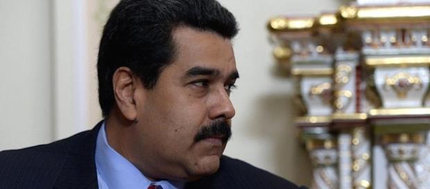 El presidente venezolano Nicolas Maduro