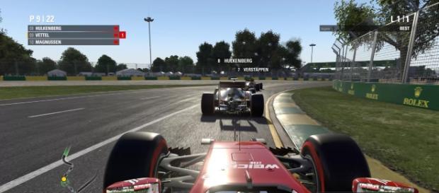 Formula 1 2016 4K gameplay ( Rabo Mil/Youtube)
