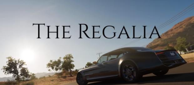 Forza Horizon 3 -- Introducing the Regalia - YouTube/Turn10Studios