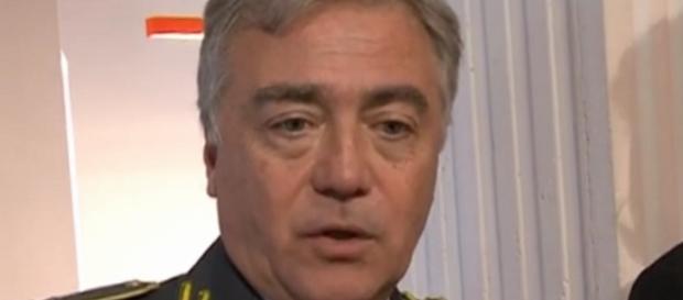 Francesco Attardi, generale della Guardia di Finanza