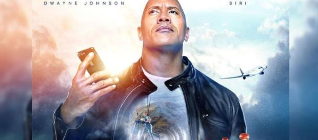 Dwayne The Rock Johnson Partners With Siri In Apple Project