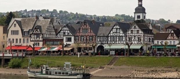 Incidente aconteceu em Bad Breisig, Alemanha