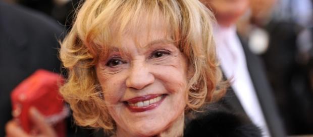 Jeanne Moreau est décédée à l'âge de 89 ans 31/07/2017