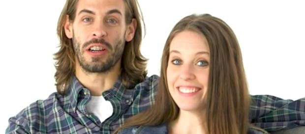 Jill Duggar and Derick Dillard--Image via YouTube/TLC