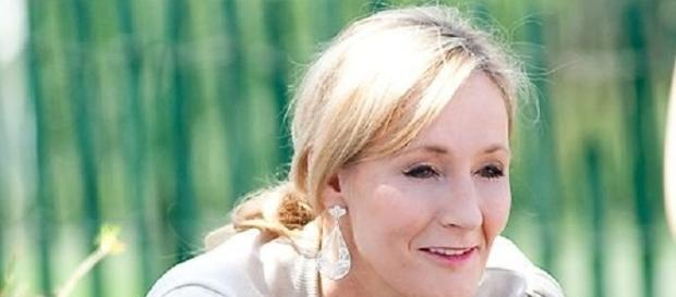 J.K, Rowling (Daniel Ogren Wikimedia)