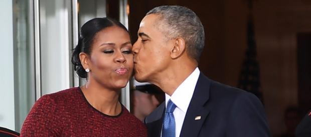 Obama estaria se separando de Michele segundo notícia de sites americanos