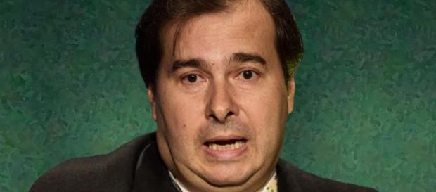 Presidente da Câmara Federal, Rodrigo Maia, se manifestou sobre denúncia contra o presidente Michel Temer
