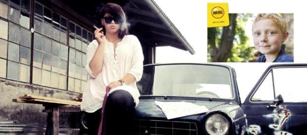 Teens könnten laut Arag ohne Führerschein Auto fahren und bei einem Unfall Leistungen erhalten / Symbolbild; Foto: Jennifer Fix, Arag (Montage)
