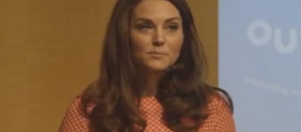 The Duchess of Cambridge Kate Middleton /Photo via Princess Diana & The Royal Family , YouTube
