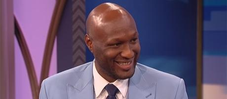 Lamar Odom thinks it's not a good idea to get back with ex-wife, Khloe Kardashian. (YouTube/Wendy Williams)